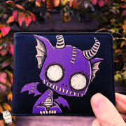 Akumu Ink Immortal Companion Bi-fold Wallet, Accessories, Akumu ink, goth, emo