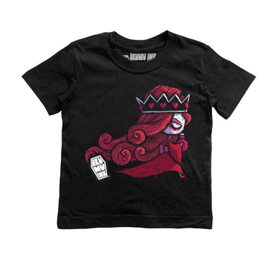 Queen Kids Tee, tshirt, Akumu ink, goth, emo