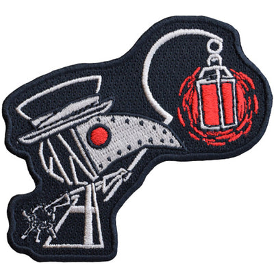 Akumu Ink Plague Seeker Patch
