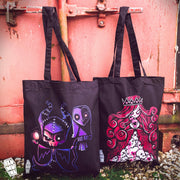 Akumu Ink Malicious Intent Tote Bag