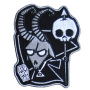 Akumu Ink Baphomet Patch, Accessories, Akumu ink, goth, emo