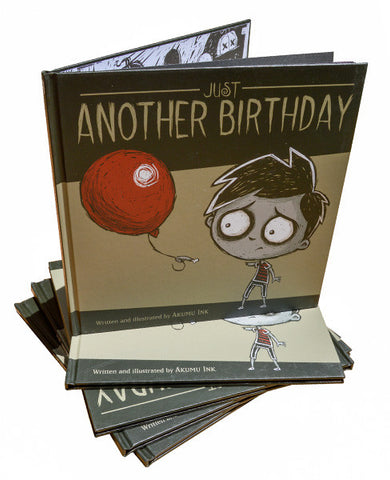 Just Another Birthday Book