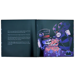Alice's Nightmare in Wonderland Storybook