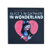 PREORDER :: Alice's Nightmare in Wonderland Storybook, Accessories, Akumu ink, goth, emo