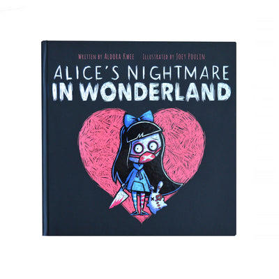 Alice's Nightmare in Wonderland Storybook, Accessories, Akumu ink, goth, emo