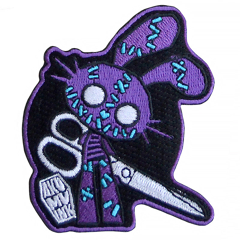 Akumu Ink Let's Play Patch, Accessories, Akumu ink, goth, emo