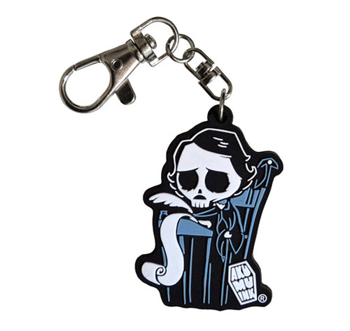 Lonely Writer Keychain