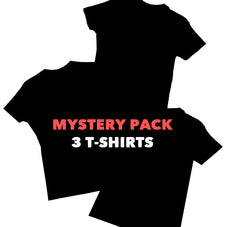 Mystery Pack: 3 Tshirts