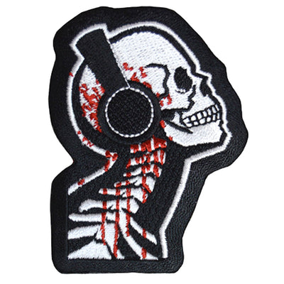 Akumu Ink Tone Death Patch, Accessories, Akumu ink, goth, emo