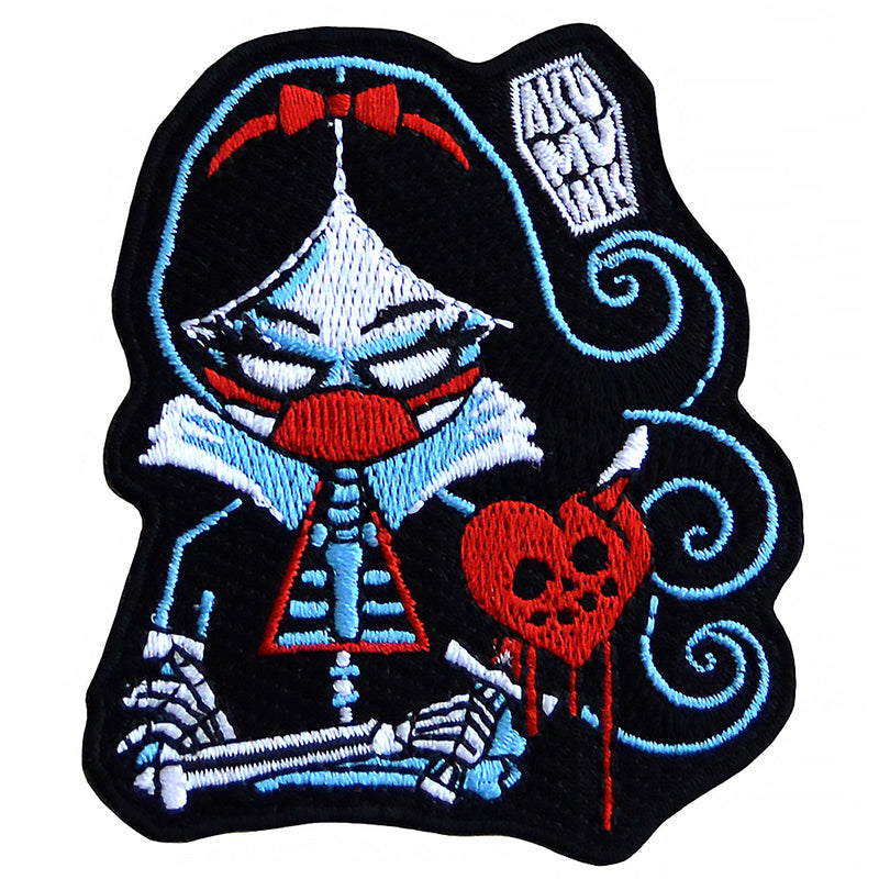 Akumu Ink Revenge is Sweet Patch, Accessories, Akumu ink, goth, emo