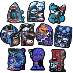 Forgotten Souls Sticker Pack, Accessories, Akumu ink, goth, emo