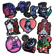 Alice's Nightmare Sticker Pack, Accessories, Akumu ink, goth, emo