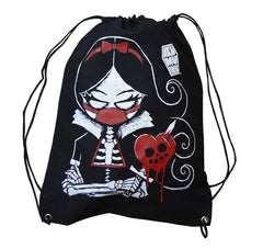 Akumu Ink Revenge is Sweet Slingbag, bag, Akumu ink, goth, emo