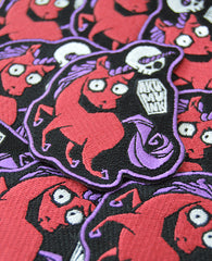 Akumu Ink Deadly Myth Patch, Accessories, Akumu ink, goth, emo