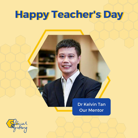 Interview with our Mentor - Dr Kelvin Tan