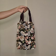 Load image into Gallery viewer, Fabric Lunch Tote Bag