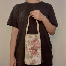 Load image into Gallery viewer, Fabric Mini Tote Bag by Nenek Imah