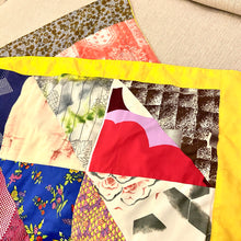 Load image into Gallery viewer, Reversible Patchwork Blanket