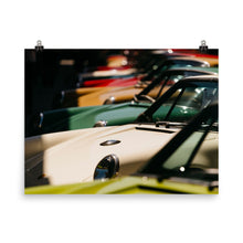 Load image into Gallery viewer, Row of Porsche 911s