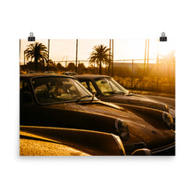 Load image into Gallery viewer, Porsche 911 Rainy Sunrise
