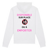 Sweat - Disponible sur place - |TPO-HOO-STA-DRUM-UNI-BLA-XS| €45 |Hot |vodax
