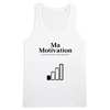 Débardeur - Motivation - |TPO-DEB-STAN-H-RUN-BLA-S| €27 |Divers |vodax