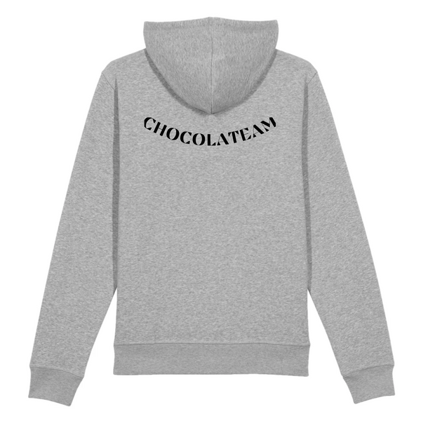 Sweat - Chocolateam - |TPO-HOO-STA-DRUM-UNI-GRI-XS| €45 |Pays Region |vodax