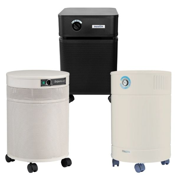 Air Purifiers For Sale — Smoke (Wildfires and Tobacco)