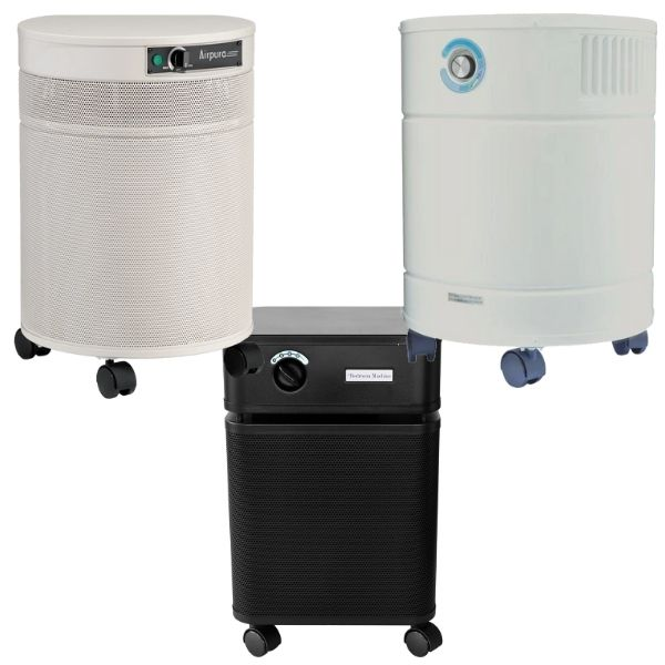 Air Purifiers For Sale — Viruses and Bacteria