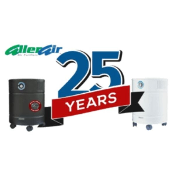 AllerAir 25 Years of making the best air purifiers like the AirMed 1
