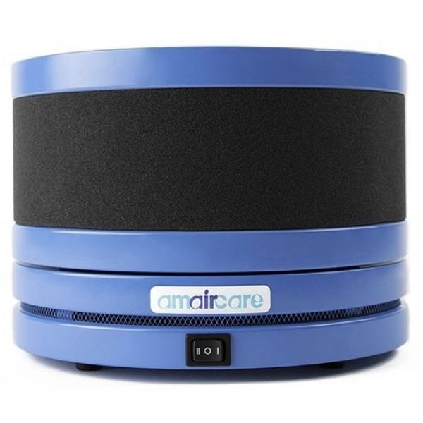 Amaircare Roomaid Mini Portable HEPA Air Purifier - Front View of Unit