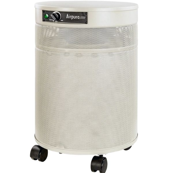 Best Small Air Purifiers for Pets - Airpura V600 VOCs & Airborne Chemicals Air Purifier