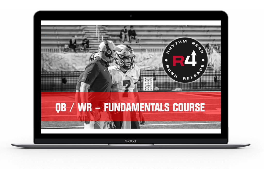 R4 QB / WR Fundamentals Course