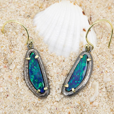 Marianas Opal Earrings