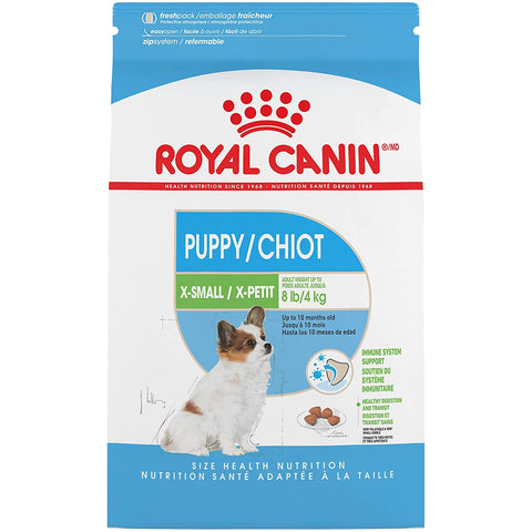 Royal Canin Xsmall Puppy Dog Food