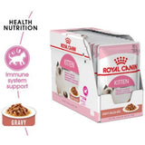Royal Canin Kitten Instinctive Salsa Jelly 85gm X 12