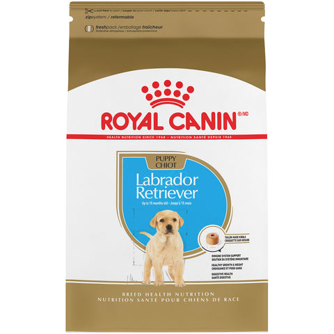 Royal Canin Labrador Retriever Puppy Dry Dog Food