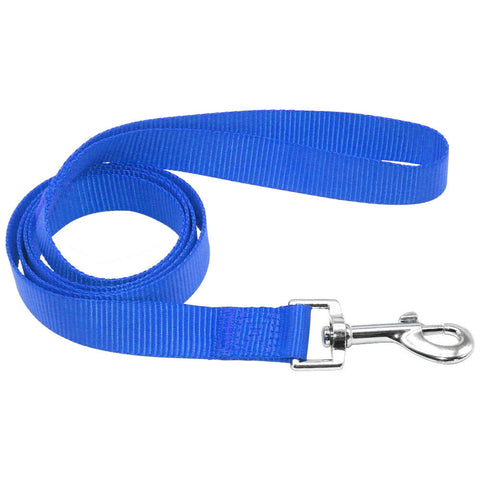 32mm Plain Nylon Dog Leash