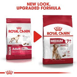 Royal Canin Medium Adult Ageing 7+ Dog Food 4Kg