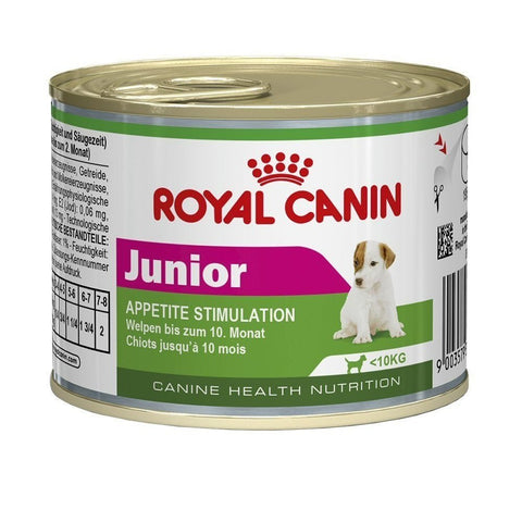 Royal Canin Mini Junior Dog Can 195Gm