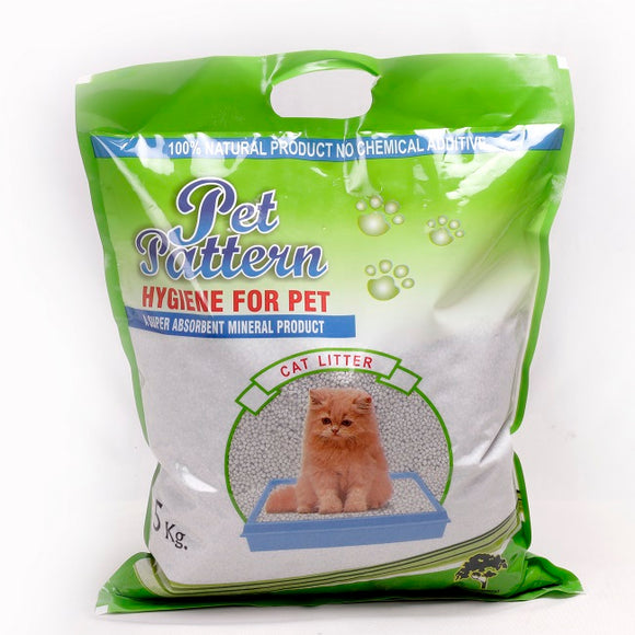 Pet Pattern Cat Litter 25Kg