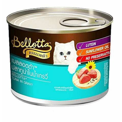 Bellota Cat Can Tuna With Tuna Flake in Gravy 10.085kg