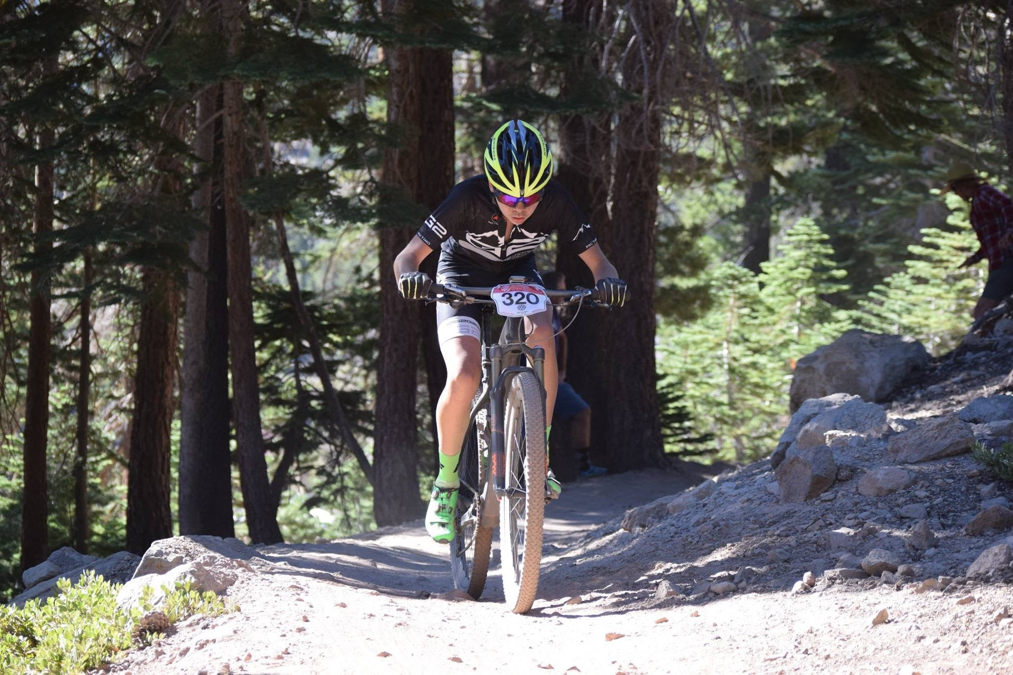 The Vollmer Roll - 2016 XC Mountain Bike National Championships