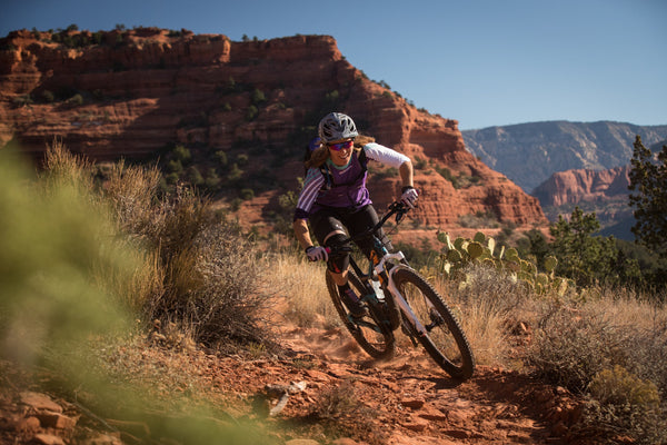Girls Ride 2 ALL LEVEL MTB Proper Setup/Skills Clinic P/B World Champion Leigh Donovan and Team
