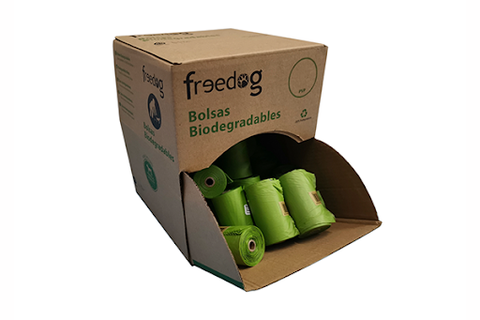 Bolsa biodegradable Freedog