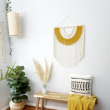 Load image into Gallery viewer, Modern Minimalistic Wall Hanging - THE DESERT SUN