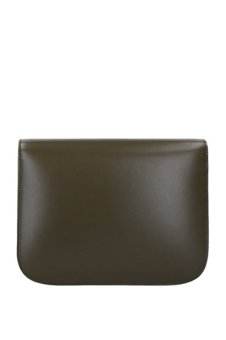 Classic Box Bag in Smooth Leather