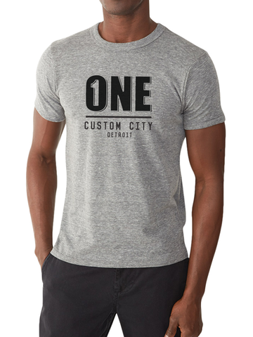 ONE CUSTOM CITY TEE