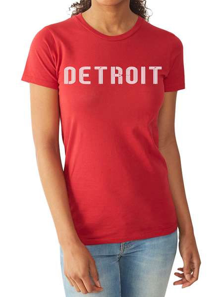 DETROIT LINE FITTED TEE