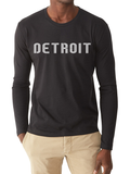 Detroit Line Long-Sleeve Crew